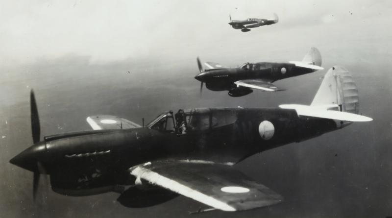 WWII era planes