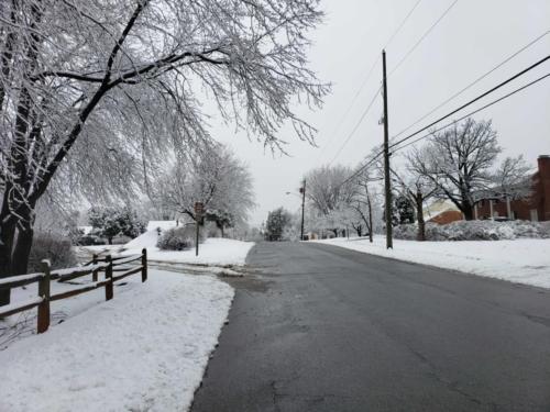 Snow around Radford (2)